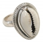 "Anillo ""New Shell"""